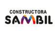 Logo Sambil Constructora